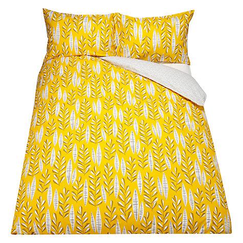 MissPrint Garden City Yellow Bedding Set