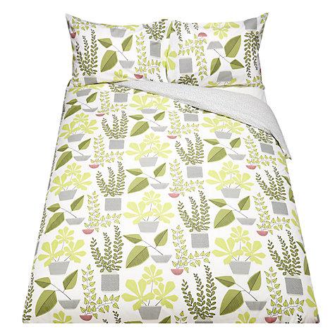 MissPrint House Plants Duvet Cover and Pillowcase set