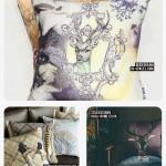 Friday Five: Animal Print Cushions