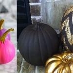 Four Great Pumpkin DIYs for Halloween