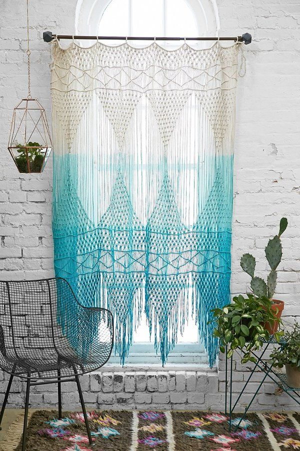 Modern Macrame Wall Hangings Eclectic Home