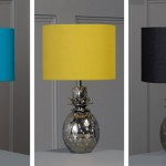 The pineapple lamp, an eclectic home must have!