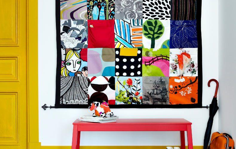 5 easy eclectic hallway decorating ideas