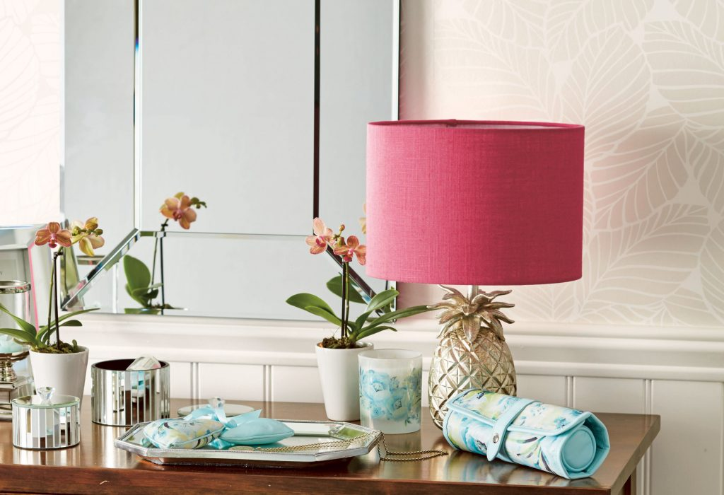 Pineapple lamps: the eclectic home must have!