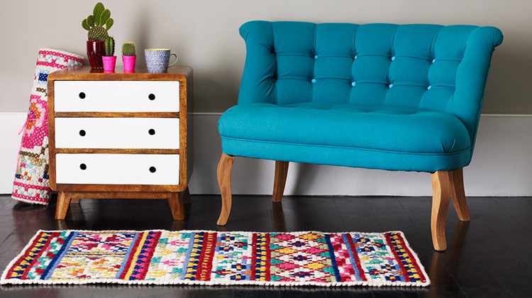 teal home decor - plenty of ideas, tips and inspiration for your room redesign via eclectichome.co.uk