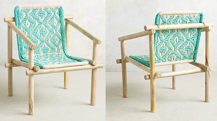 Friday Five: Funky chairs for your living room