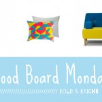 Mood Board Monday: Bold & bright